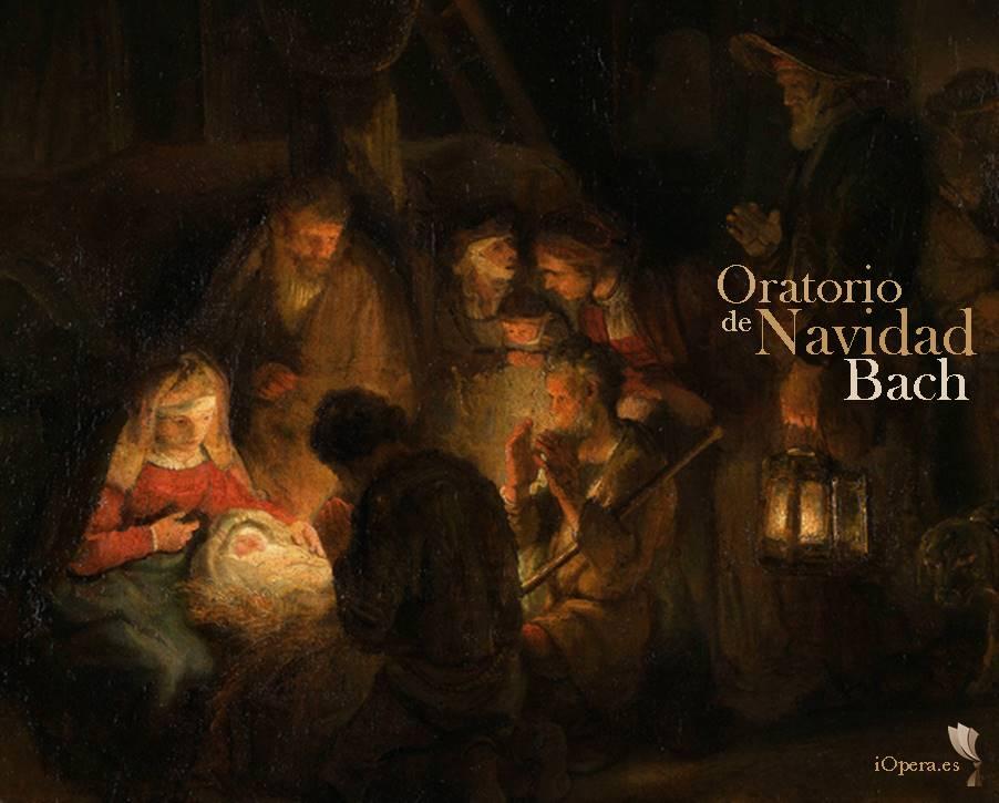 Oratorio de Navidad de Bach en París Rembrandt-adoración-de-los-pastores-national-gallery