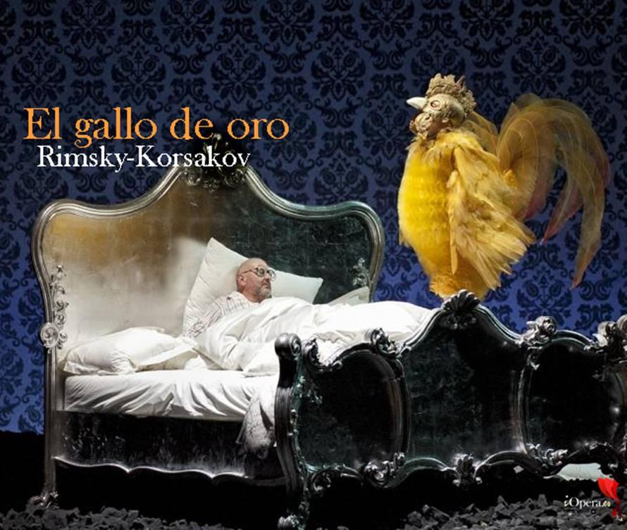 El gallo de oro de Rimsky-Korsakov en Bruselas