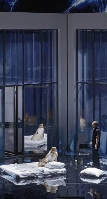El holandés errante de Wagner en Helsinki buque fantasma finlandia richard wagner