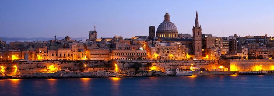Te Deum de Charpentier en Malta, Desde la Co-catedral de San Juan de Malta en La Valeta, vídeo del concierto barroco celebrado el 13 de enero de 2017 dentro del Festival maltés