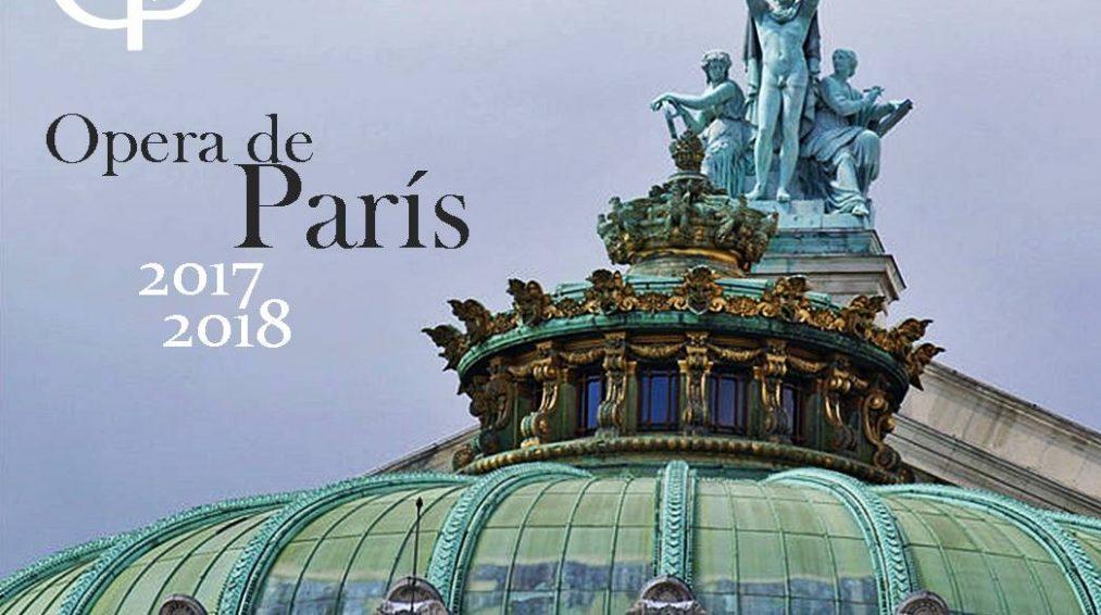 Ópera de París temporada 2017 2018 programacion