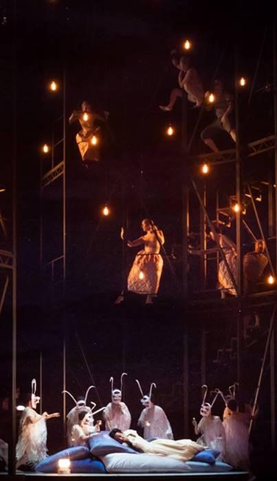 La Damnation de Faust en Lieja, desde la Opéra Royal de Wallonie , vídeo Hector Berlioz Ruggero Raimondi Paul Groves, Nino Surguladze e Ildebrando D'Arcangelo