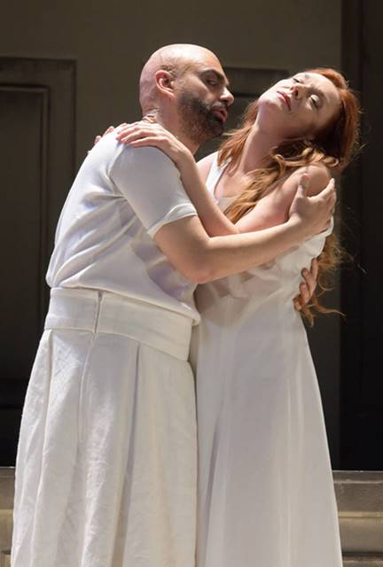 El regreso de Ulises a la patria de Claudio Monteverdi Kozena