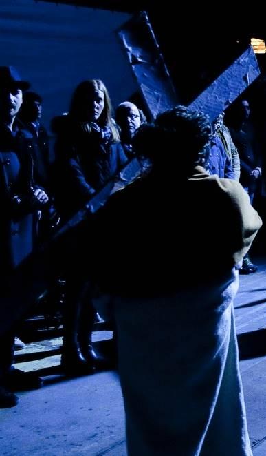 Pasión según San Mateo de Bach versión en Manchester vídeo