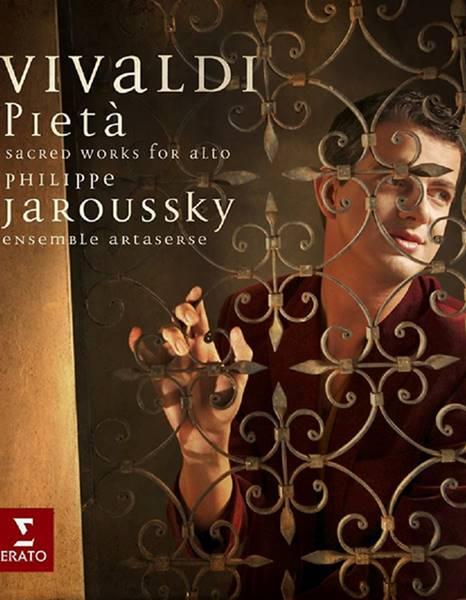 Philippe Jaroussky canta Vivaldi Abadía de Notre-Dame, dentro del Festival de Ambronay, vídeo del concierto dedicado a música nocturna de Vivaldi, Biber y Corelli, con Philippe Jaroussky