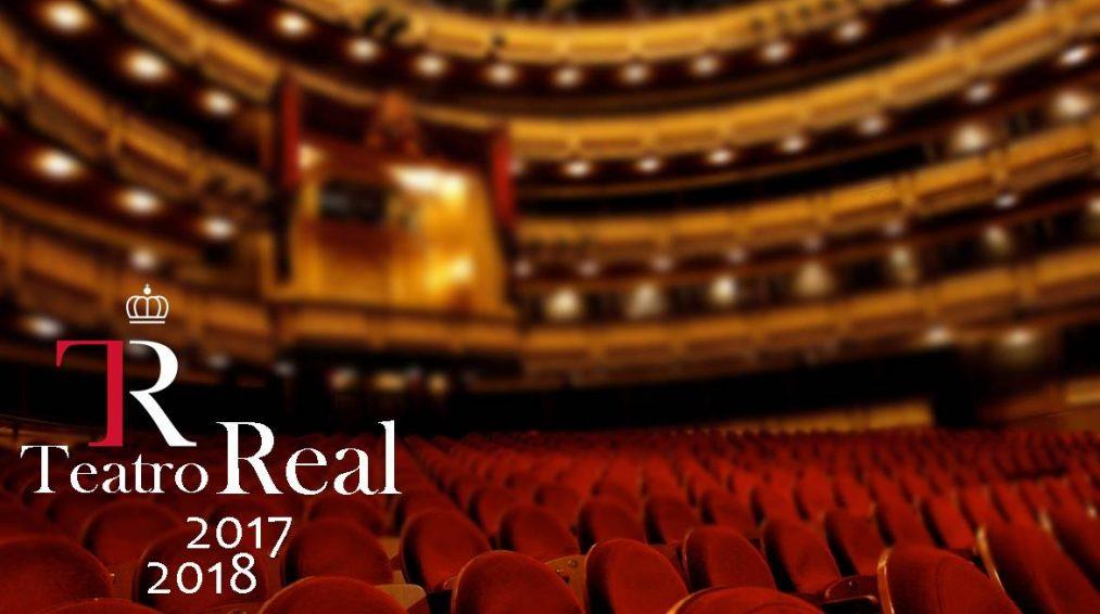 Teatro Real de Madrid temporada ópera 2017 2018