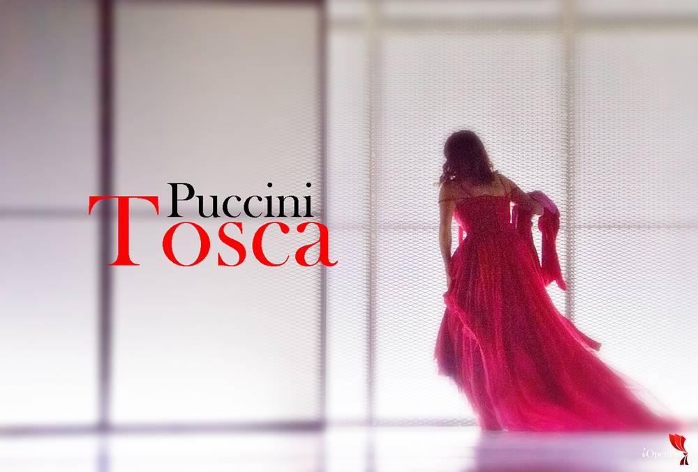 Tosca de Puccini en Baden-Baden Kristine Opolais