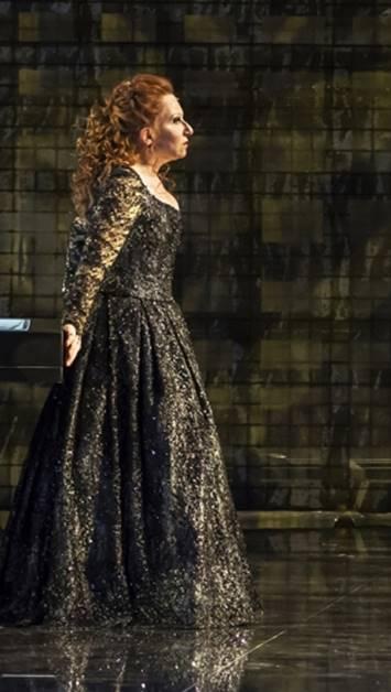 valencia Lucrezia Borgia de Donizetti en Les Arts Mariella Devia