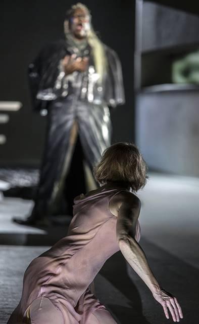 El holandés errante de Wagner en Caen, desde el Théâtre de Caen en Normandía, Francia, vídeo de El buque fantasma, en la primera versión de París, de la representación en directo del 5 de mayo de 2017