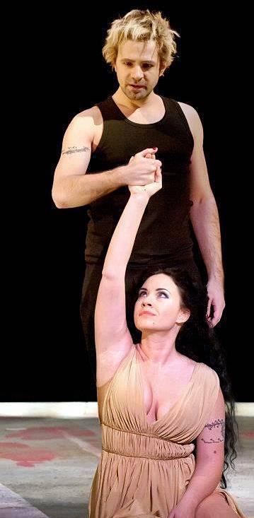 L'incoronazione di Poppea de Monteverdi en Lille sonya yoncheva