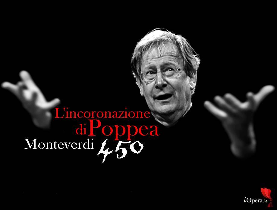 L'incoronazione di Poppea de Monteverdi en la Fenice en La Fenice Sir John Eliot Gardiner vídeo