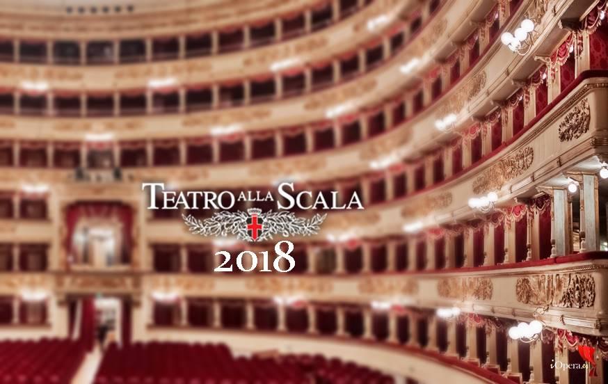 Teatro Scala Milán programación temporada de ópera 2017 2018