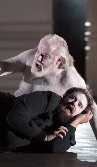 Hamlet estreno mundial en Glyndebourne vídeo festival ópera