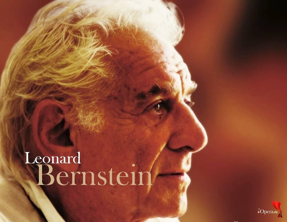 Homenaje a Leonard Bernstein en los Proms , desde el Royal Albert Hall de Londres,, vídeo del concierto con fragmentos de West Side Story o Candide del 11 de septiembre de 2015