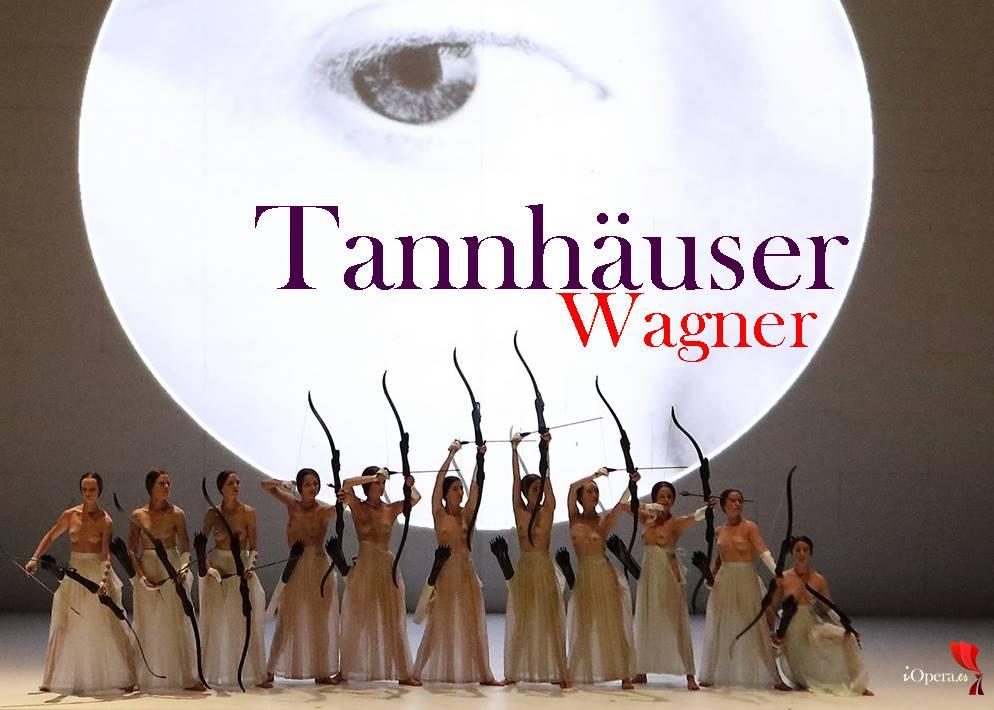 Tannhäuser de Richard Wagner desde Múnich