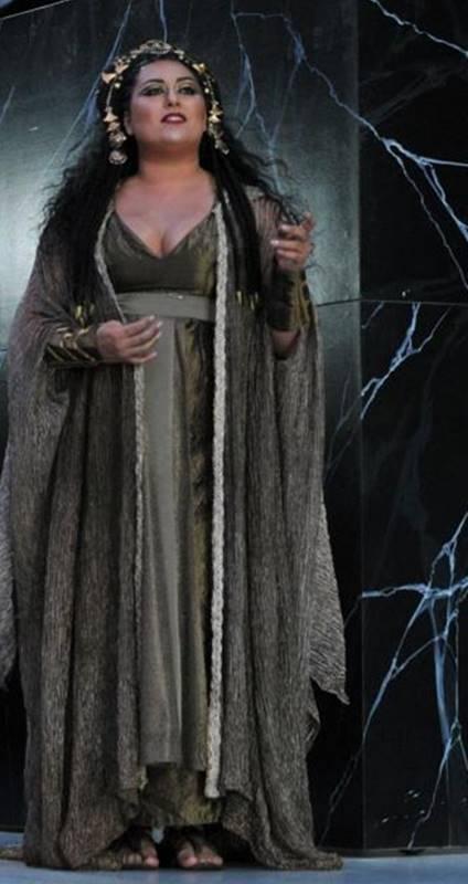 Aida de Verdi desde Orange Anita Rachvelishvili vídeo ópera