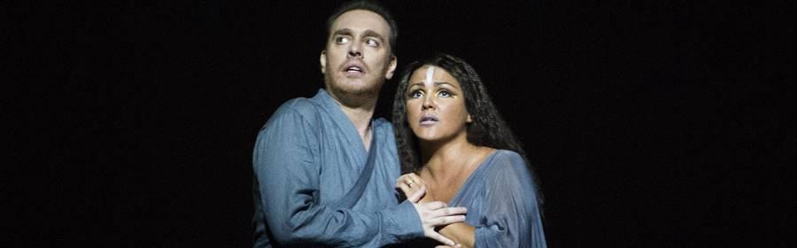 Anna Netrebko canta Aida vídeo 2017 Salzburgo Festival