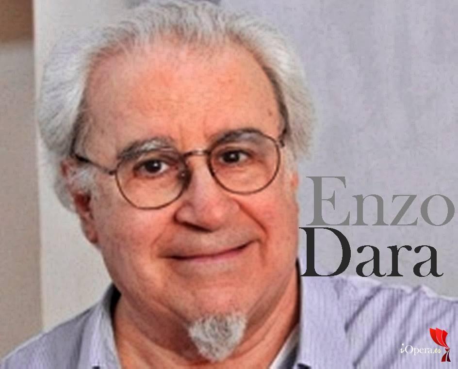 Enzo Dara L'elisir d'amore con Pavarotti, Battle y Dara