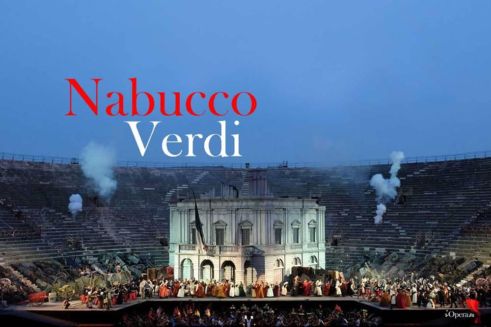 Nabucco de Verdi desde la Arena de Verona vídeo