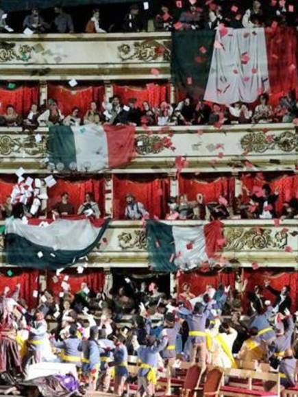 Nabucco de Verdi desde la Arena de Verona