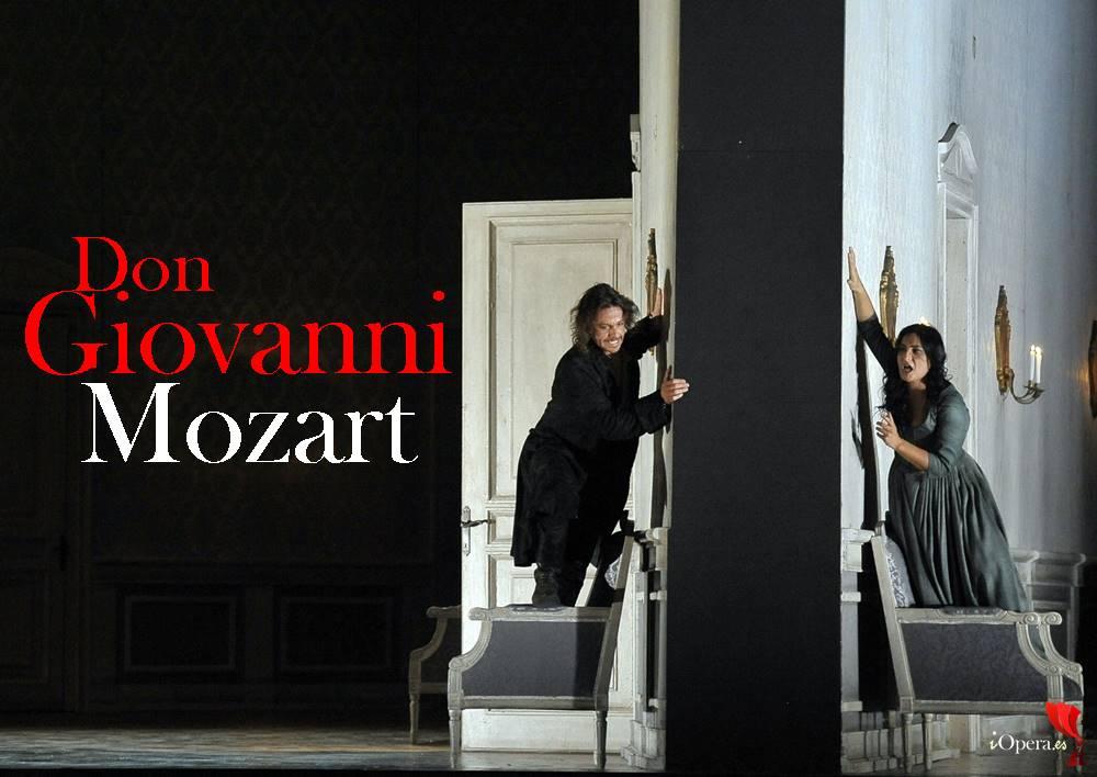 Don Giovanni de Mozart en el Teatro la Fenice
