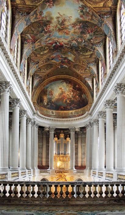 Misa de la Coronación de Mozart desde Versalles vídeo