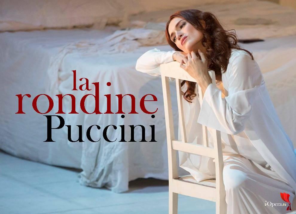 La rondine de Puccini desde Florencia vídeo