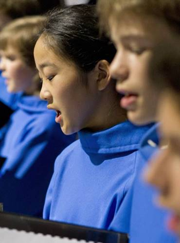 Concierto de Navidad desde París Coro Notre Dame