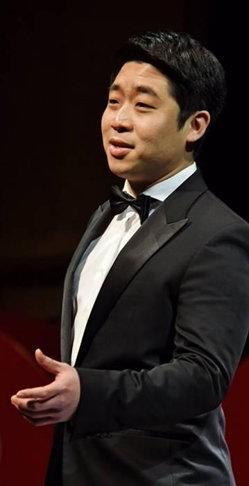 Concierto Final 55 Concurso Tenor Viñas vídeo Sehoon Moon