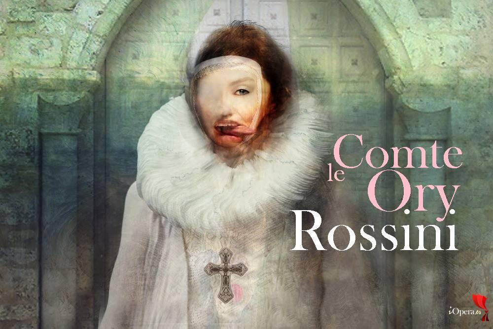 Le Comte Ory de Rossini en la Opera Comique