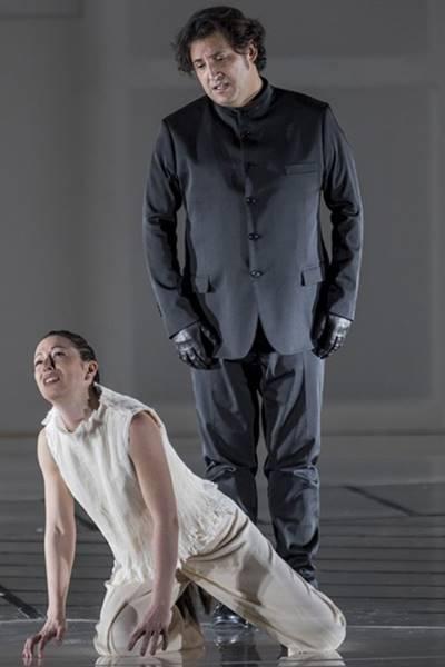 Turandot de Puccini desde Turín vídeo Erika Grimaldi (Liù) e Jorge de León (Calaf)