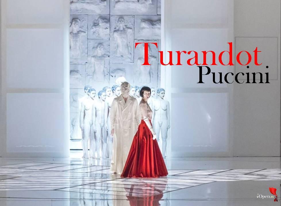 Turandot de Puccini desde Turín vídeo