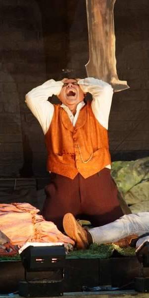 Cavalleria rusticana y Pagliacci en Bruselas vídeo ópera