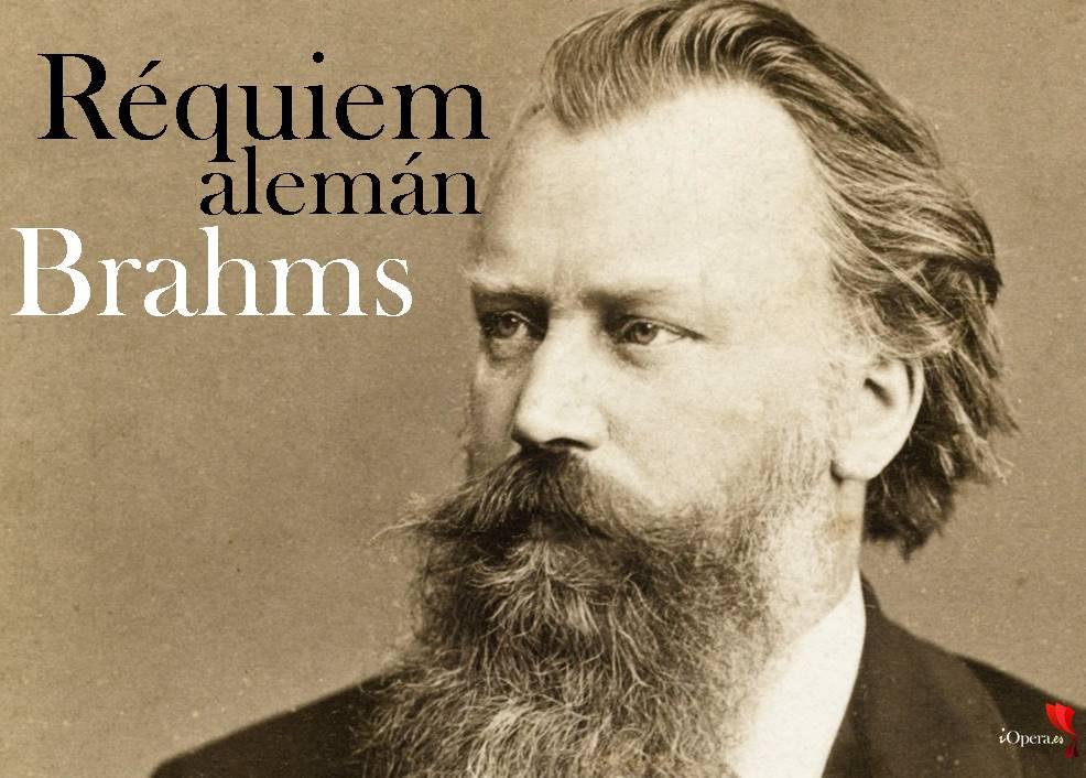 Johannes_Brahms_by_Luckhardt_c1885 Un Réquiem alemán por Bernard Haitink