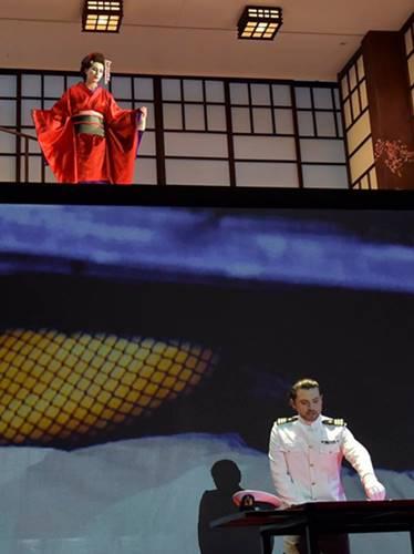 Madama Butterfly en Limoges vídeo