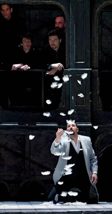 Lohengrin de Richard Wagner en Bruselas vídeo