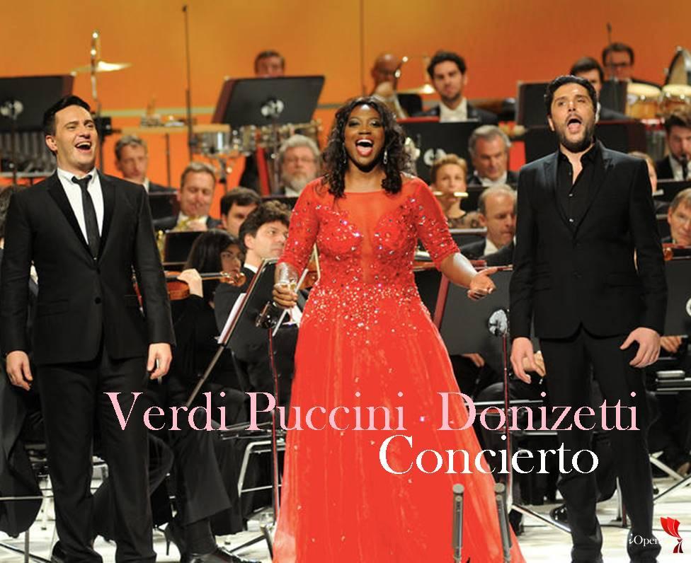 Concierto Bella italia ! Verdi, Puccini, Donizetti