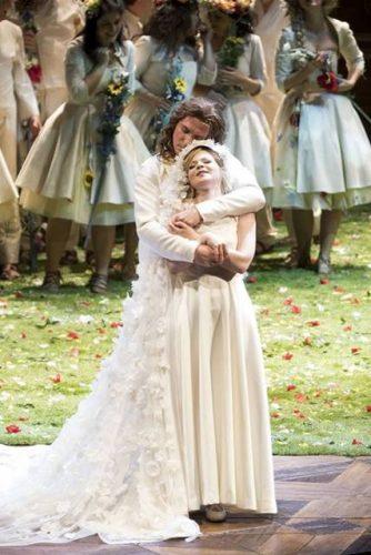 Orfeo de Monteverdi desde Turín vídeo Teatro Regio