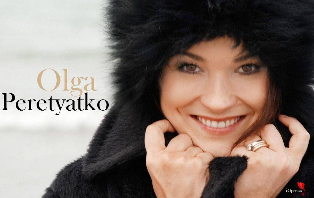 Concierto con Olga Peretyatko en Moscú vídeo