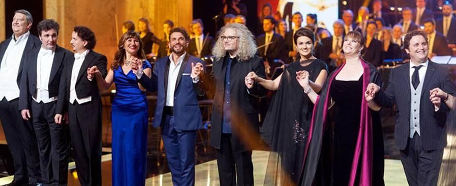 Concierto dedicado a Verdi en el Teatro de los Campos Elíseos vídeo