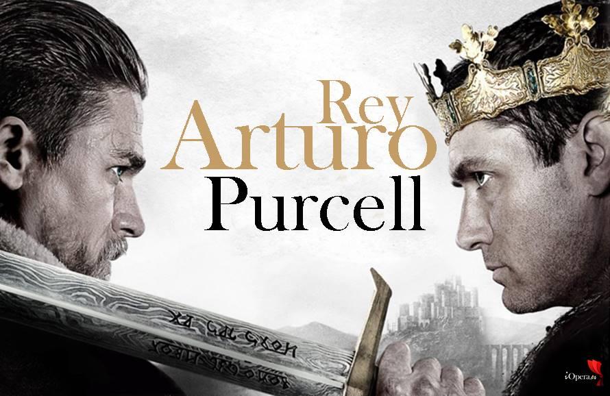 El rey Arturo de Purcell en Amberes