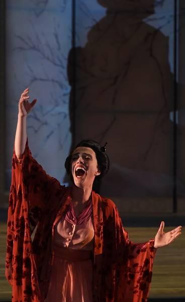 Madama Butterfly de Puccini en Orange vídeo