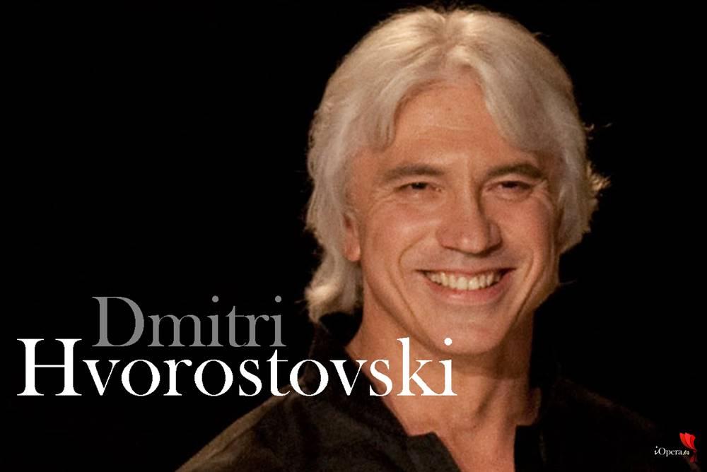 Anna Netrebko y Dmitri Hvorostovski en La Plaza Roja de Moscú vídeo recuerdo rusia iopera