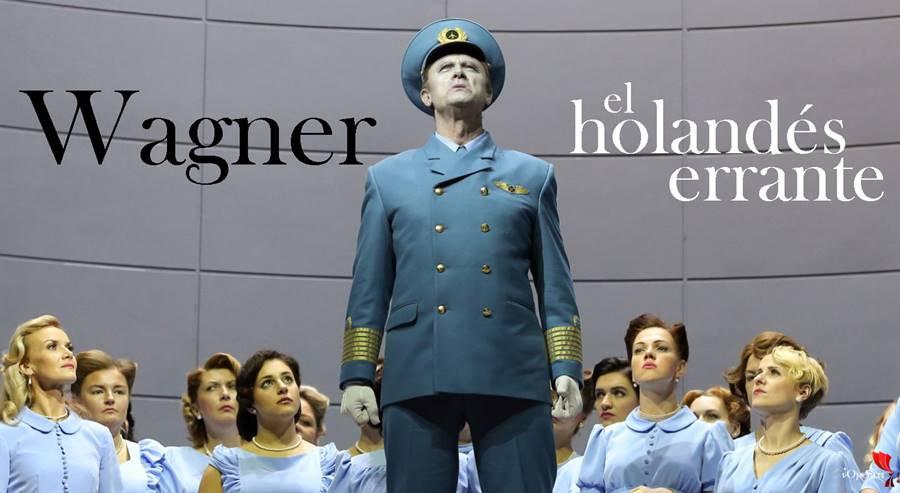 El holandés errante de Wagner en Riga vídeo