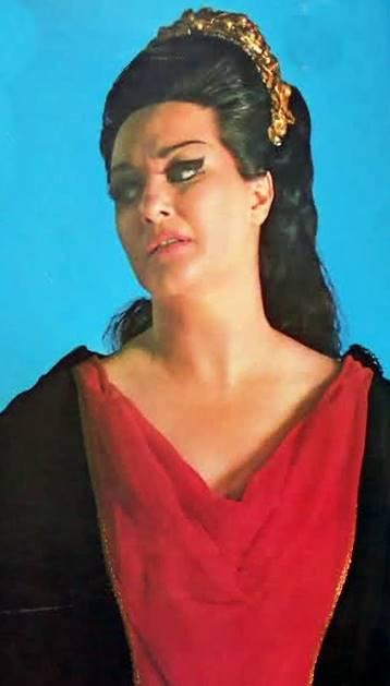En recuerdo de Montserrat Caballé, vídeo de Norma de Vincenzo Bellini con Pedro Lavirgen y Fiorenza Cossotto,