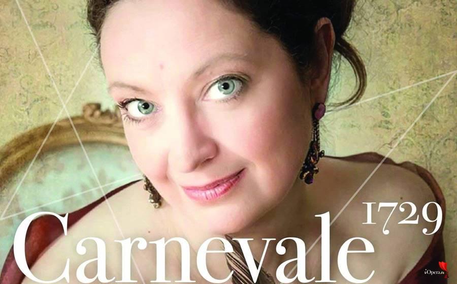 Carnaval 1729, un concierto en Venecia, desde el Palacio Zenobio, vídeo del concierto barroco, interpretado por la mezzosoprano Ann Hallenberg y la orquesta Il Pomo d'Oro