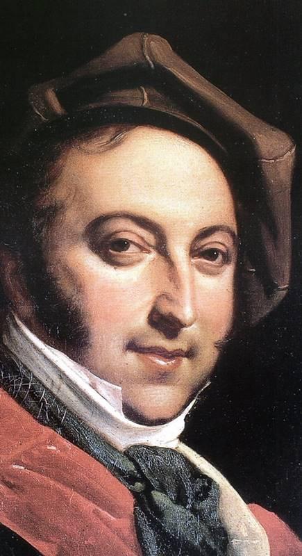 Gioachino Rossini biografía ópera