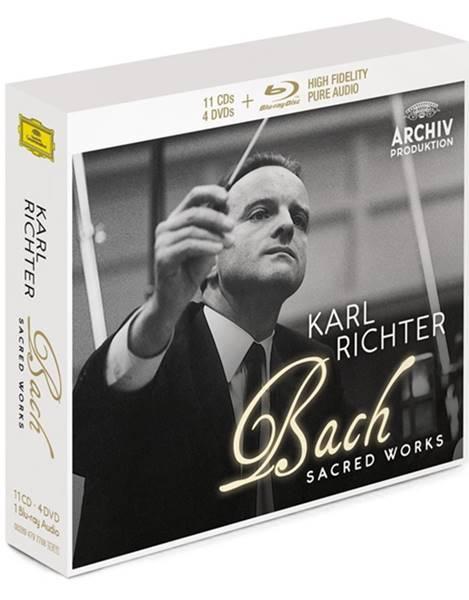 Misa en si menor de Bach en Moscú Coro Bach de Múnich Richter