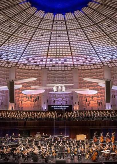 War Requiem de Britten en Hannover vídeo