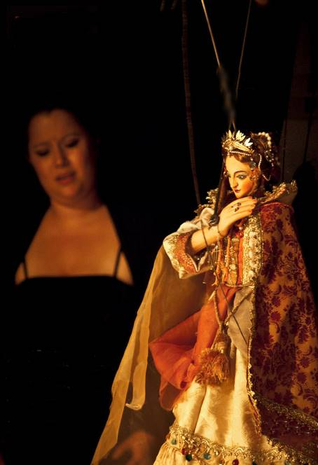 Calígula ópera barroca de Pagliardi vídeo